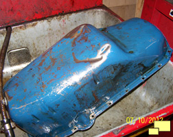 1968 Chevrolet Corvette Oil Pan