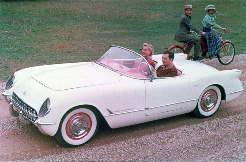 1954 Corvette C1 Struggles In The Marketplace