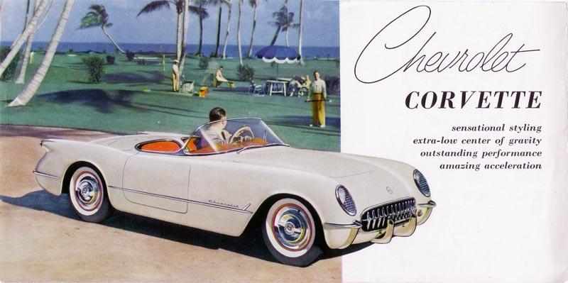 1954 Corvette C1 Part Two