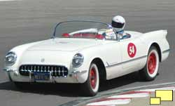 1954 Corvette Race Car