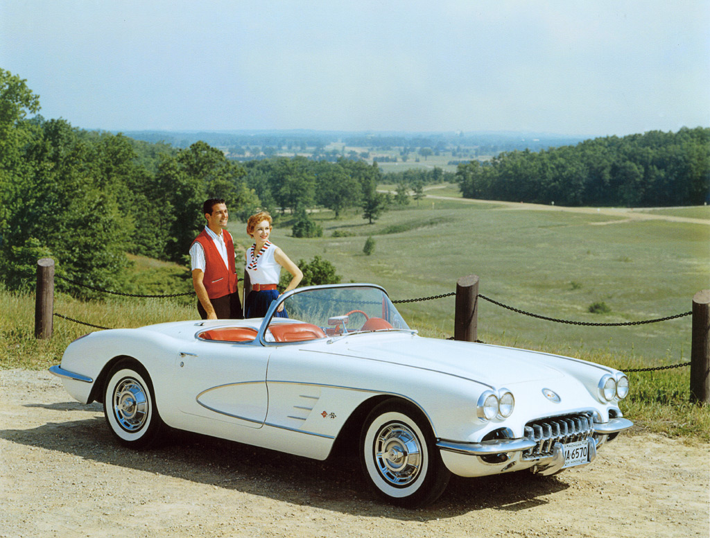 1959 Chevrolet Corvette Specs And Options