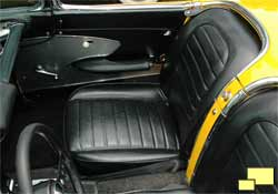 1959 Chevrolet Corvette C1 Interior