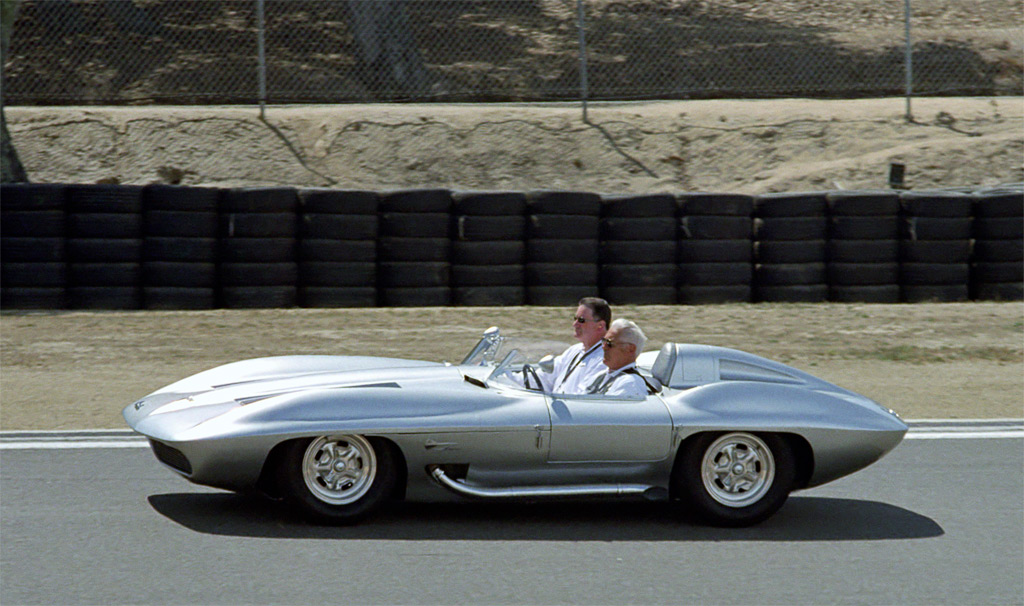 Corvette Evolution From The 1959 Sting Ray Racer To The