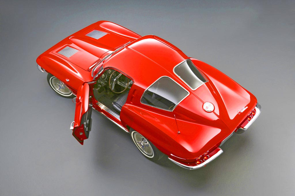 1963 Corvette Stingray C2 Styling Details And Engine Choices