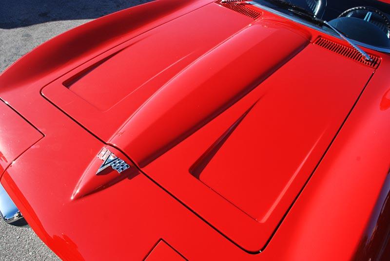 1964 Chevrolet Corvette Stingray C2 The Split Window Is Gone