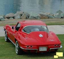 1964 chevrolet corvette stingray c2 the split window is gone for 1964 corvette split window for sale