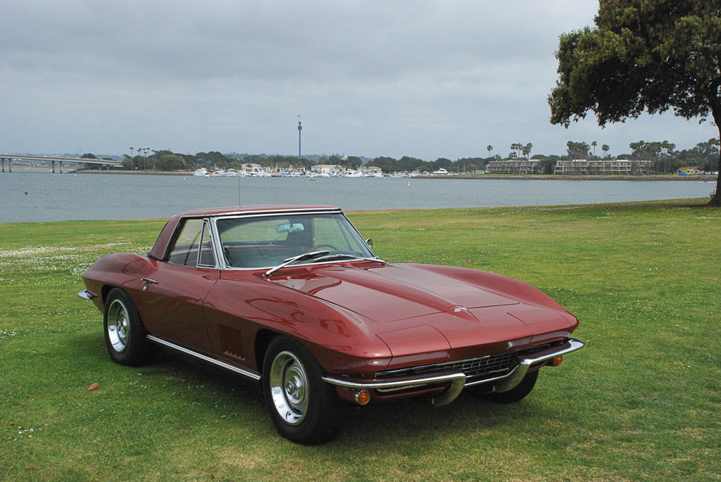 1967 Chevrolet Corvette Specs and Options