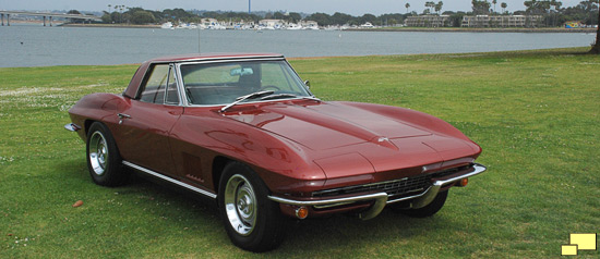 1967 Chevrolet Corvette Specs and Options