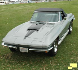 1967 Corvette Stingray C2 Big Block Convertible