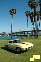 1967 Chevrolet Corvette Coupe Big Block