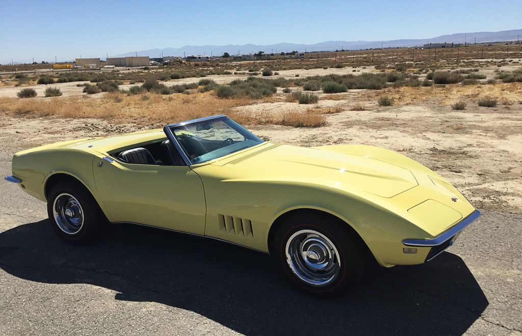 1968 chevrolet corvette specs and options rh corvettestory com 3 Speed Column Shift Pattern 3 Speed Column Shift Linkage
