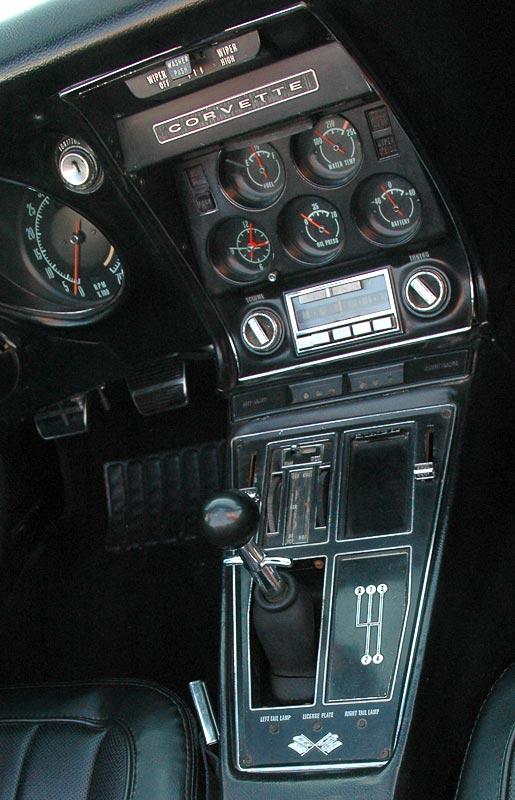 1968 Corvette: Quality Problems; Interior, Pop-up ...
