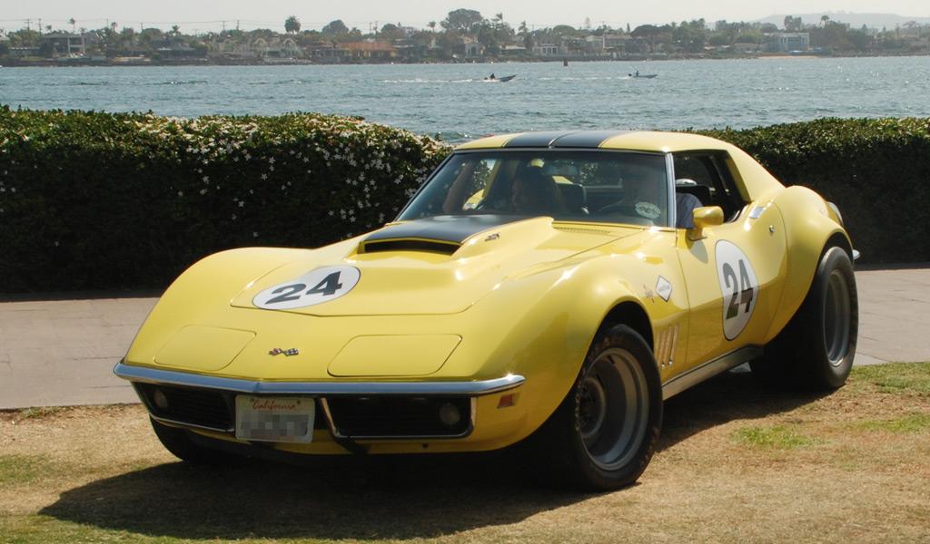 1969 Chevrolet Corvette Specs and Options