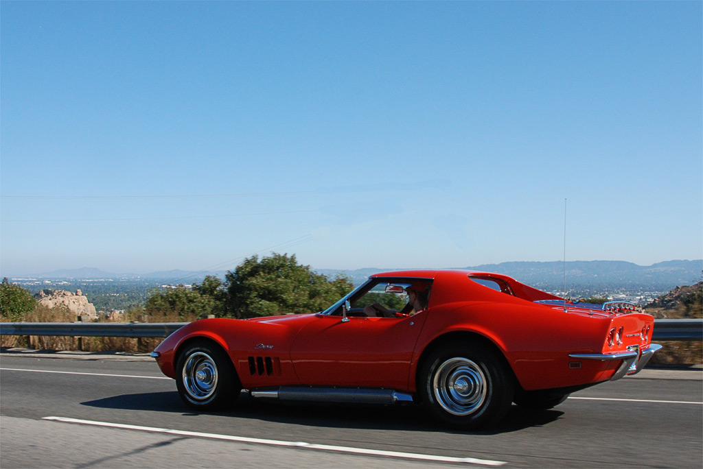 1966 Corvette Stingray >> 1969 Corvette C3: Quality Problems Resolved, Engine Statistics Dash Plaque, Steering Column ...