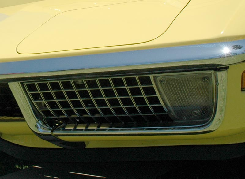 Corvette Front Grill Turn Signal Dsc A