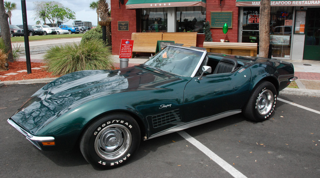 1971 Chevrolet Corvette Specs and Options