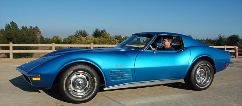 Corvette 2010 For Sale >> 1971 Corvette C3: Lower Compression Ratios, Last Year for the Fiber Optics System