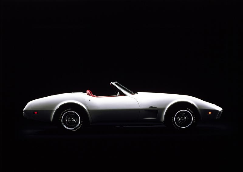 1975 Corvette C3 Last Year For The C3 Corvette