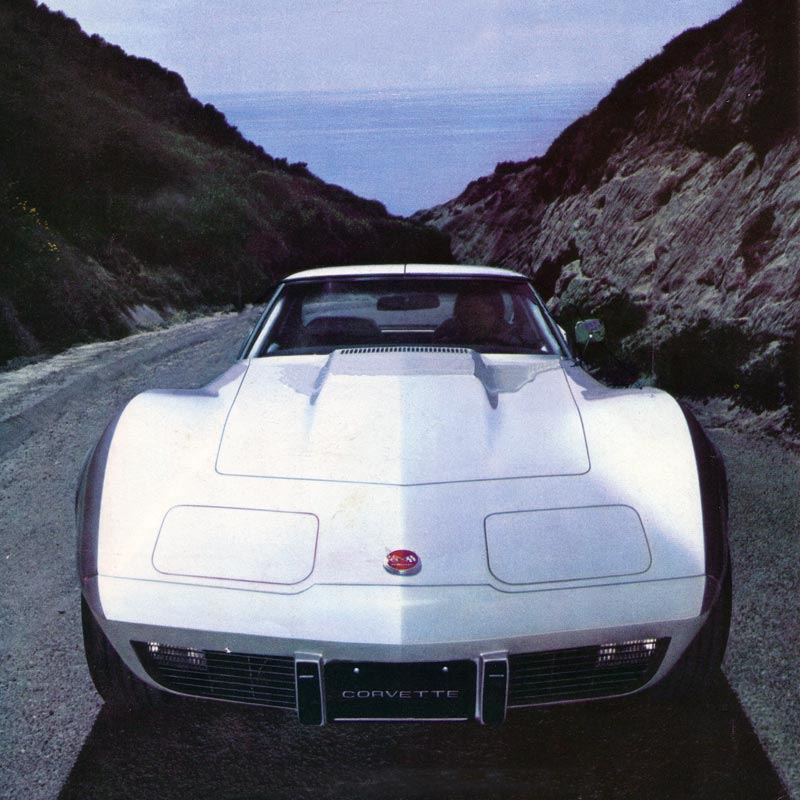 1975 Corvette C3: Last Year For The C3 Corvette