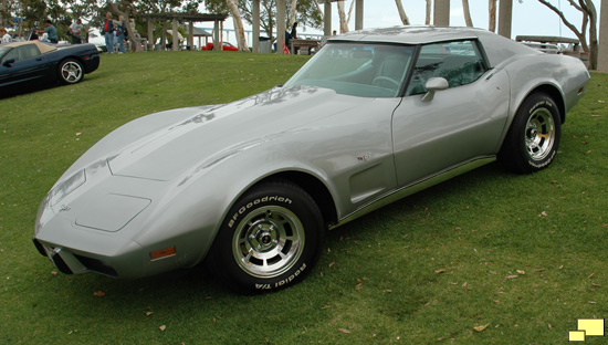 1977 Chevrolet Corvette Specs and Options