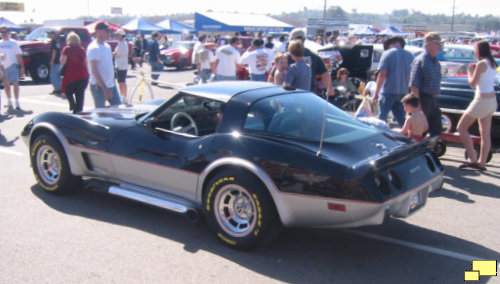 1978 25th Anniversary Corvette Special Edition