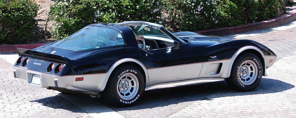 1978 Corvette C3 New Fastback Design Debuts 25th