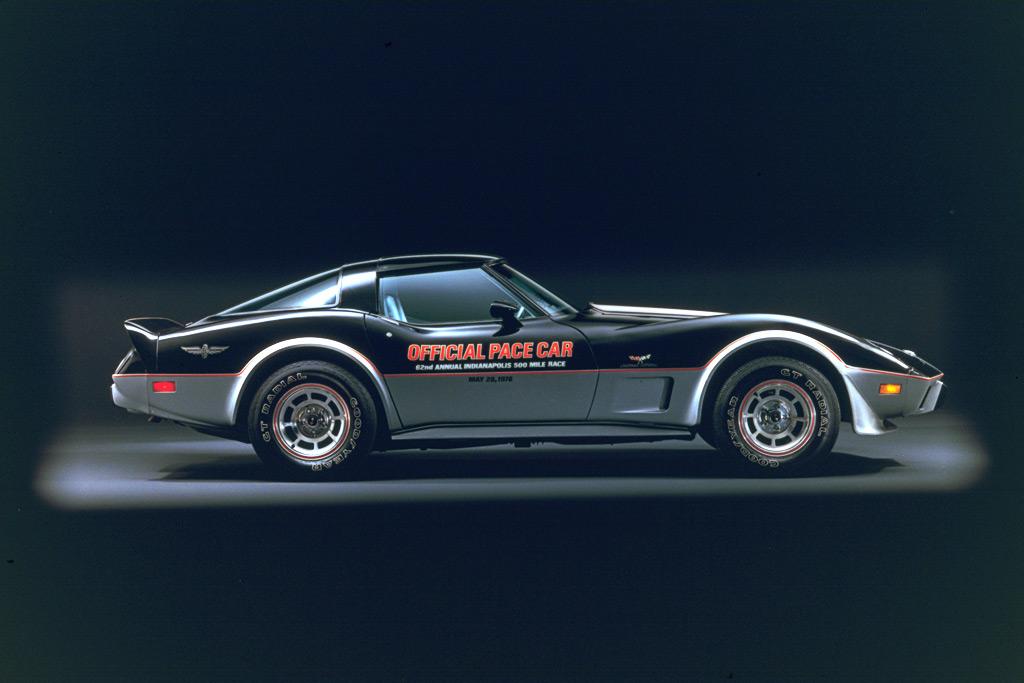 1978 Corvette C3 Limited Edition Indy 500 Pace Car Edition