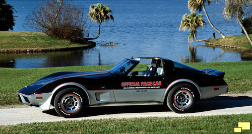 1978 corvette c3 limited edition indy 500 pace car edition. Black Bedroom Furniture Sets. Home Design Ideas