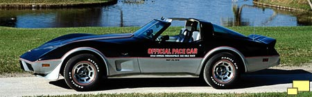 1978 Corvette, Special Indy 500 pace car edition