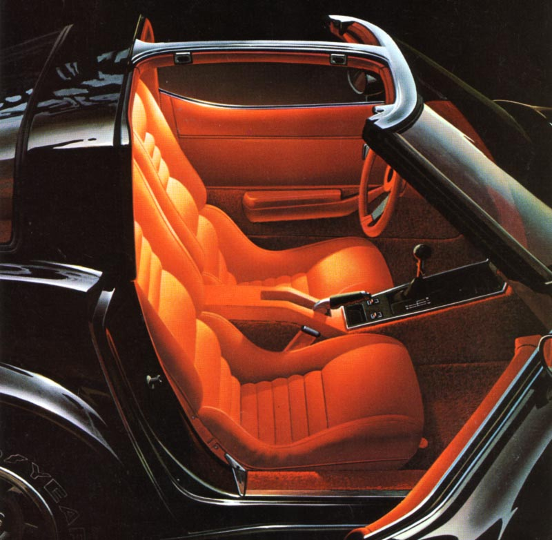 1977 Corvette For Sale >> 1980 Corvette C3: Improved Seats