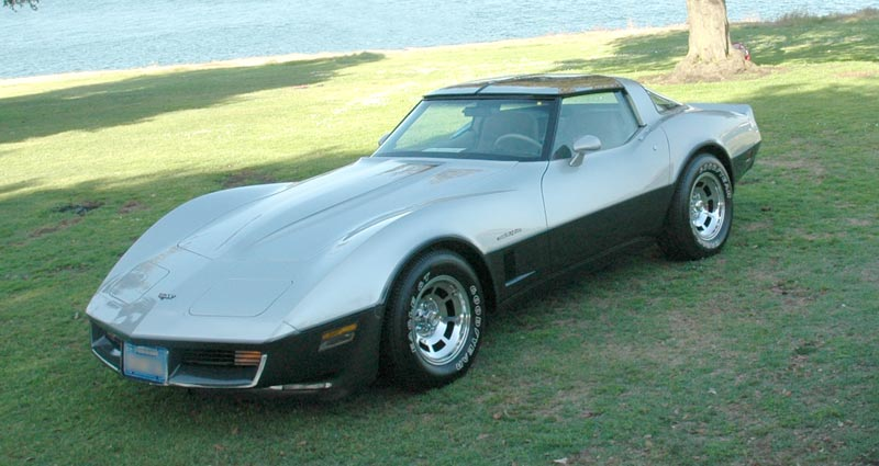 1982 corvette c3 cross fire injection engine debuts
