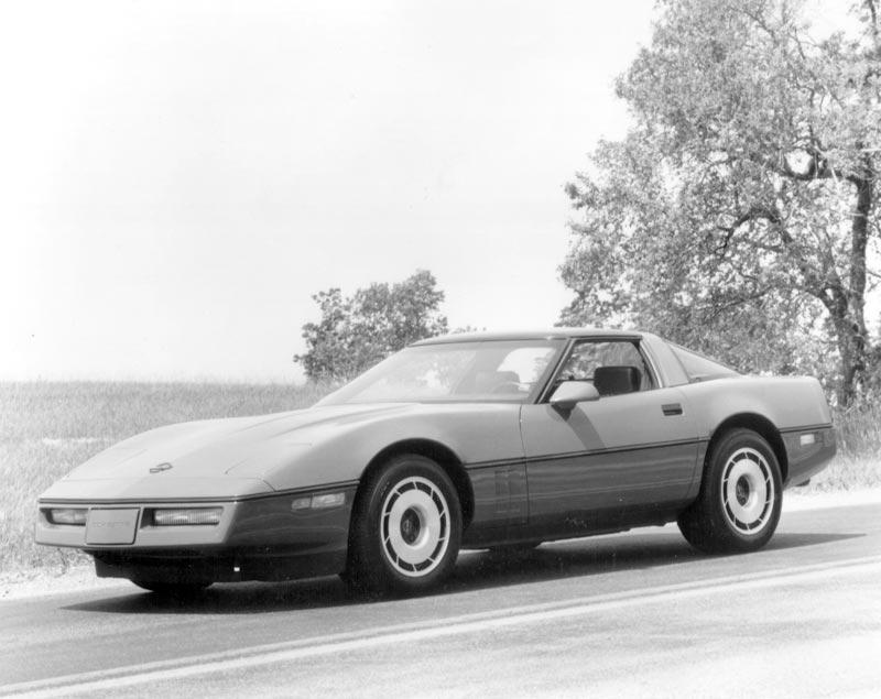 1985 Corvette C4  Bosch Fuel Injection