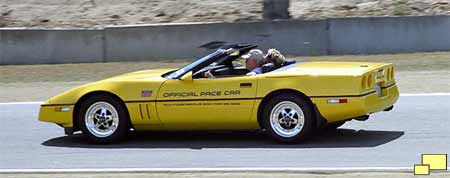 1986 Corvette C4 Convertible Pace Car Replica