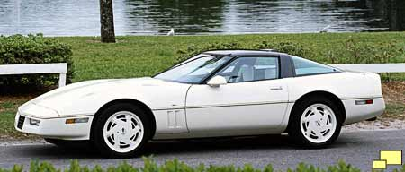 1988 Corvette 35th Anniversary