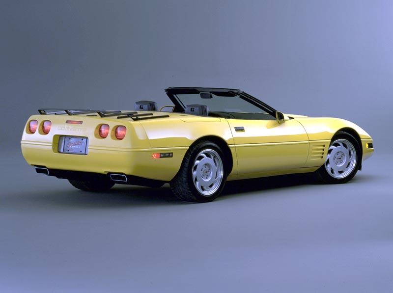 1992 Corvette C4 LT1 Motor is Available
