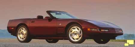1993 40th anniversary Chevrolet Corvette