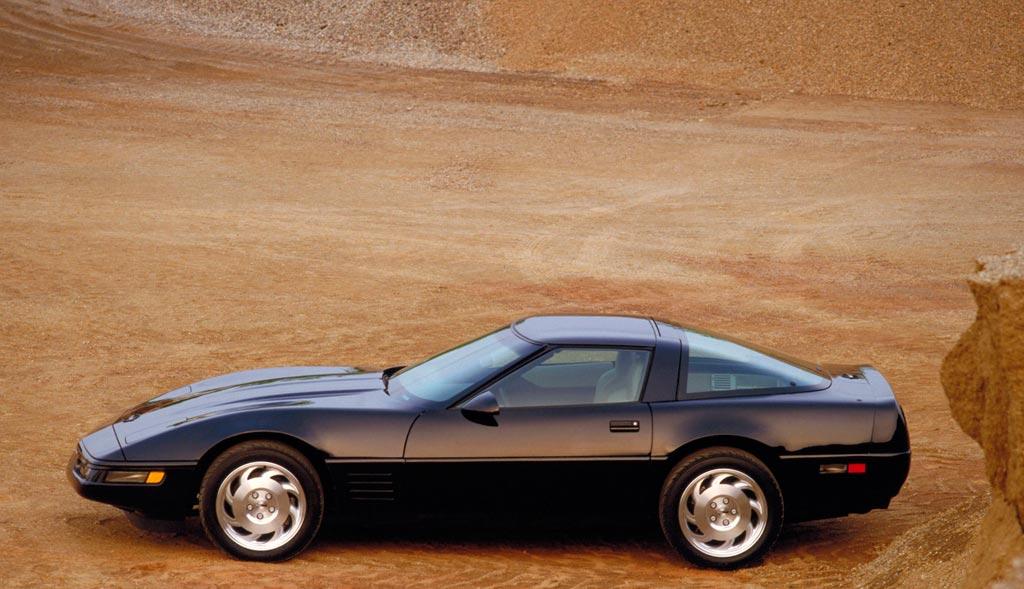 1994 Chevrolet Corvette Specs And Options