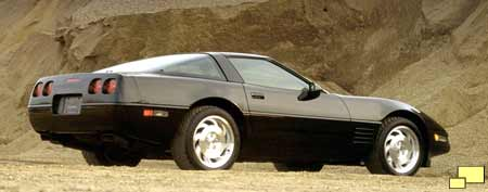 1994 Corvette - Official GM Photo