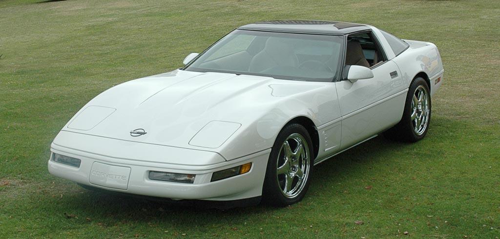 1996 Chevrolet Corvette Specs And Options
