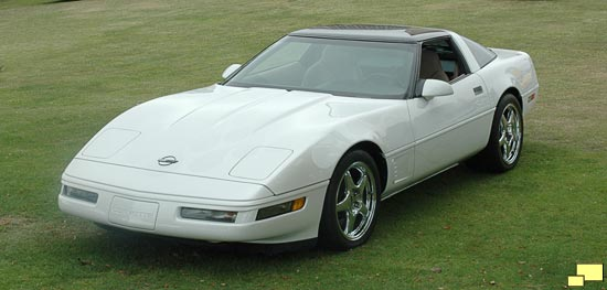 1996 Chevrolet Corvette Specs And Options