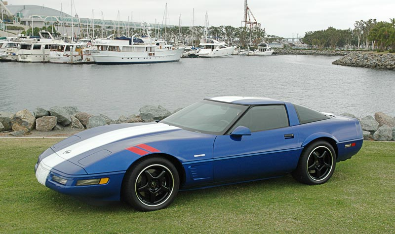 an introduction to the history of the corvette The start of an american dream since its introduction in 1953, the chevy corvette has been recognized as one of the most iconic american sports-cars of all time.