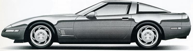 1996 Corvette C4: Last Year for the C4; LT4 Engine ...