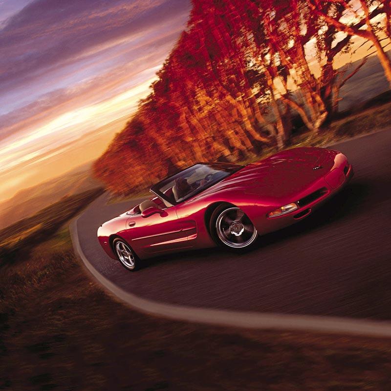 1996 Chevrolet Corvette Camshaft: 2002 Corvette Z06: More Power For The LS6 Engine