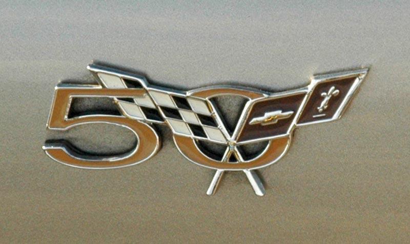 1977 Corvette For Sale >> 2003 Corvette C5 50th Anniversary Edition