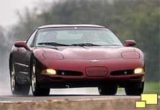 2003 Corvette with MSRC on