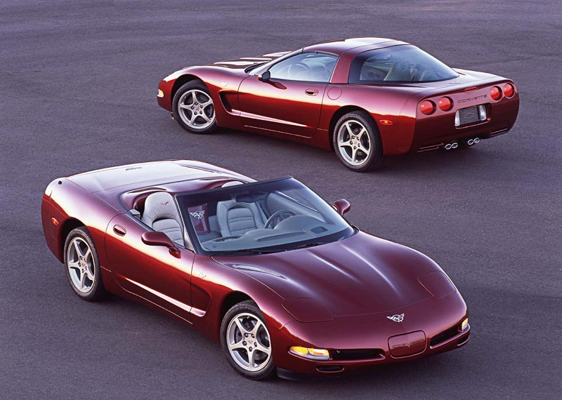 2003 Corvette C5 50th Anniversary Edition
