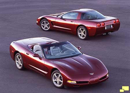 2003 Corvette 50th Anniversary Edition