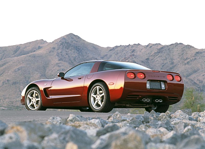 2003 Corvette Photographs