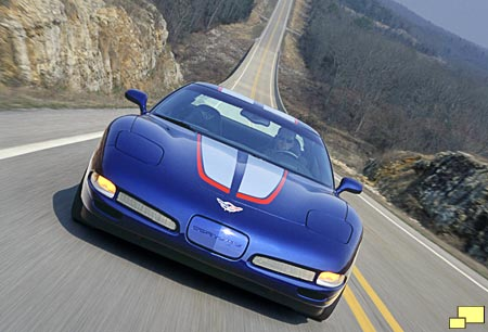 2004 Corvette, Commemorative Edition