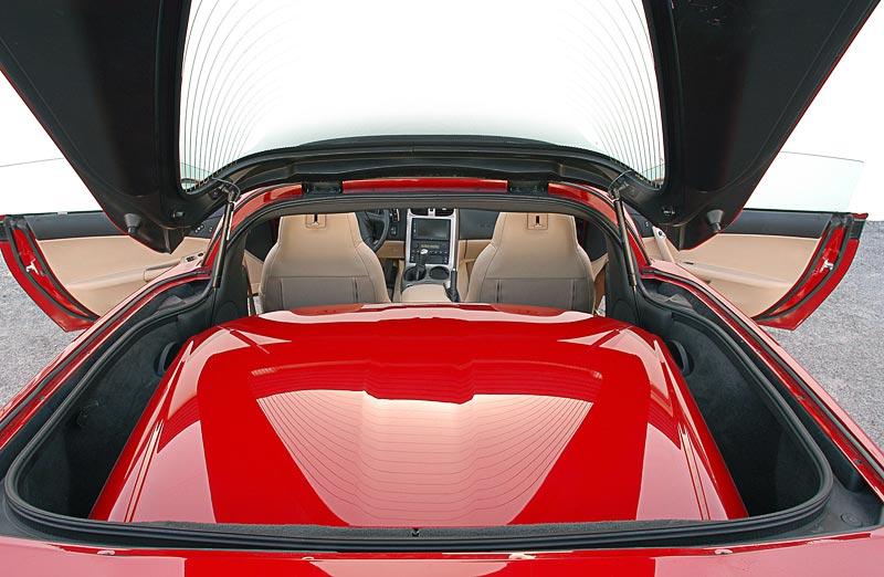 2005 Corvette C6 Interior Updates Targa Roof